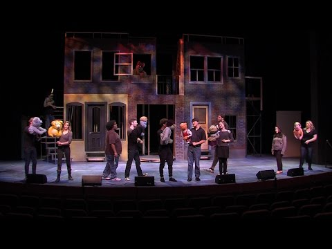 "Theatre UAB presents Tony Award-winning musical ""Avenue Q"""