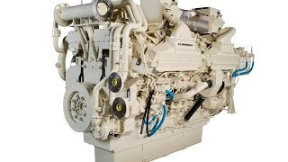 Капитальный ремонт двигателя Cummins QSK60 в компании КАМСС