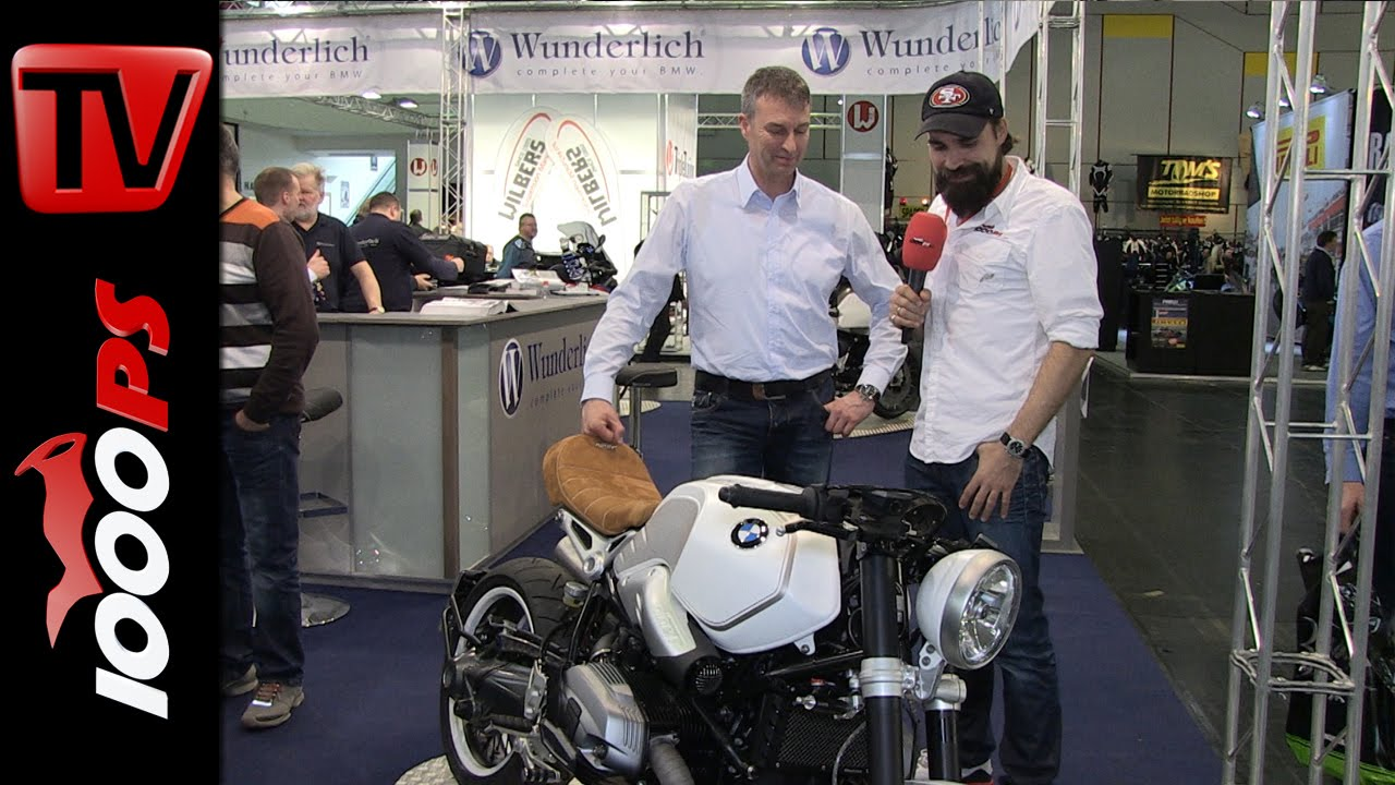 wunderlich bmw r ninet umbau motorr der dortmund 2015. Black Bedroom Furniture Sets. Home Design Ideas