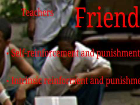 Theories of Delinquency-Social Learning