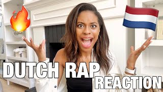 AYE!! 🔥 AMERICAN REACTION TO DUTCH HIP-HOP & RAP MUSIC! 🇳🇱🇳🇱🇳🇱🔥 (foreign rap reaction)