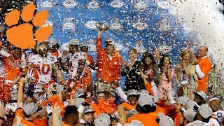 Clemson 2017 Football Schedule: National Champs Go For An ACC 3-Peat