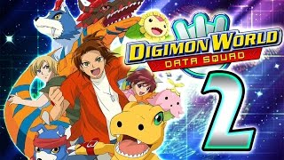 Digimon World Data Squad Walkthrough Part 2 (PS2) [Digimon Savers] Full 2/29
