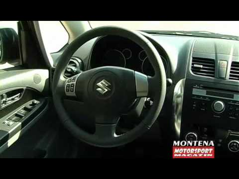 Suzuki SX4 TEST REVIEW Motorsport Magazin