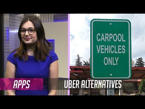 Best Uber alternatives apps