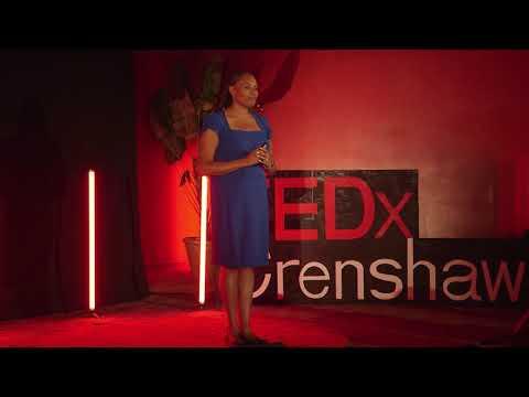 The Missing Ingredient in Self Care   Portia Jackson-Preston   TEDxCrenshaw