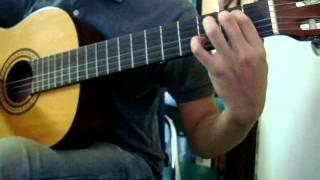 Nụ hồng mong manh - Classic guitar