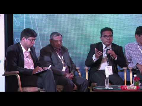 Damodar Sahu, Partner & Industry advisor- WIPRO at 15th VARINDIA IT Forum 2017
