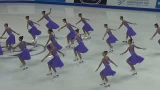 """Финальное выступление команды """"Paradise"""" на ЧМ 2017"""