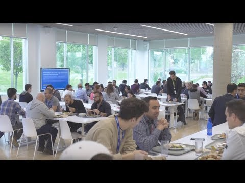 Working at Genetec / Travailler chez Genetec (with subtitles)