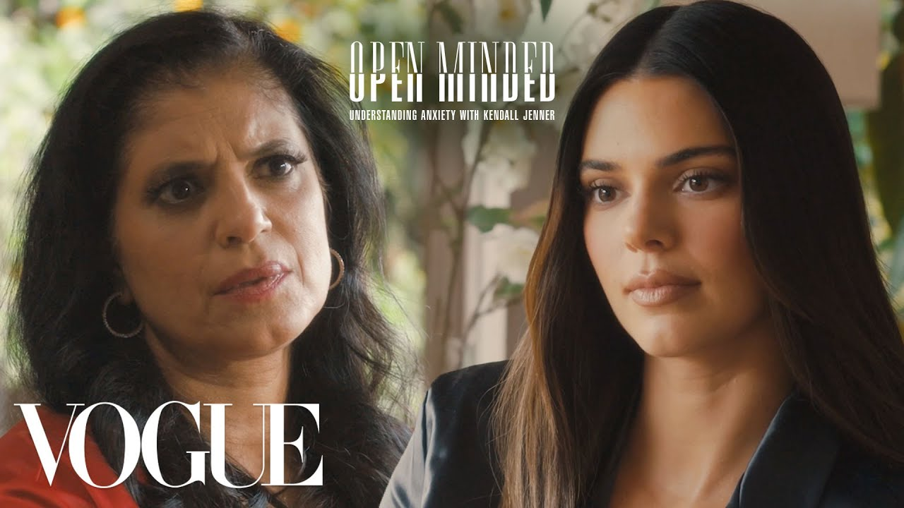 Kendall Jenner Opens Up About Her Anxiety | Open Minded