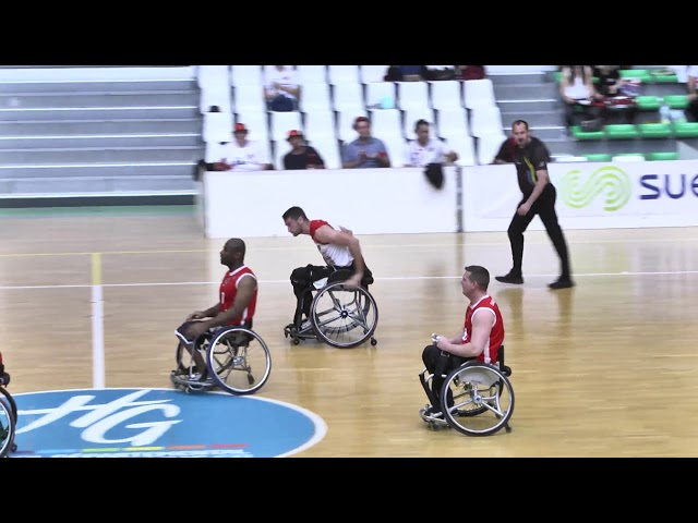 FINAL 4 NATIONALE A_BASKET FAUTEUIL MATCH PLACES 3 et 4 LE PUY EN VELAY vs SAINT AVOLD