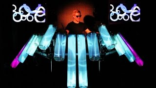 Visual DJ Performance - AFISHAL (3D Projection Mapping)