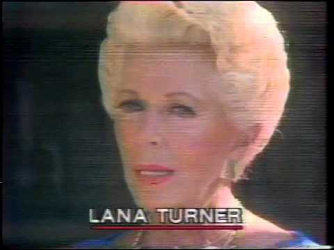 Lana Turner, Bryant Gumbel, 1982 TV