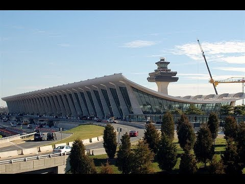 Airport Review+Tour: Washington Dulles (IAD), USA Airport