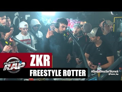 Youtube: ZKR – Freestyle Rotter #PlanèteRap