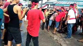Aksi massa Karolin - Gidot Di Sintang, usai kalah Pilgub Kalbar dari Midji - Norsan