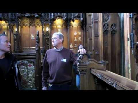 Scotland - St. Giles Cathedral in Edinburgh