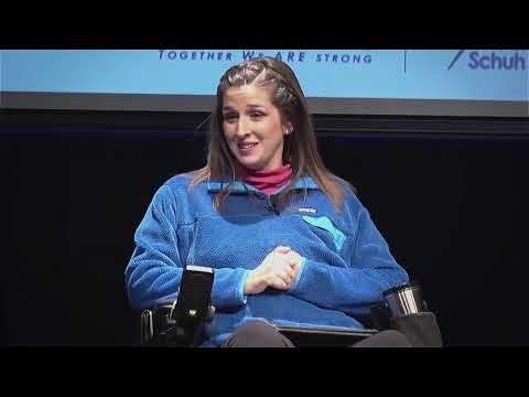 New Demo Video- Tasha Schuh, Inspirational Youth Speaker, Imparts a Message of Resiliency and Hope!