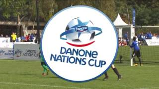 Germany vs Senegal - 1/4 Final - Full Match - Danone Nations Cup 2016