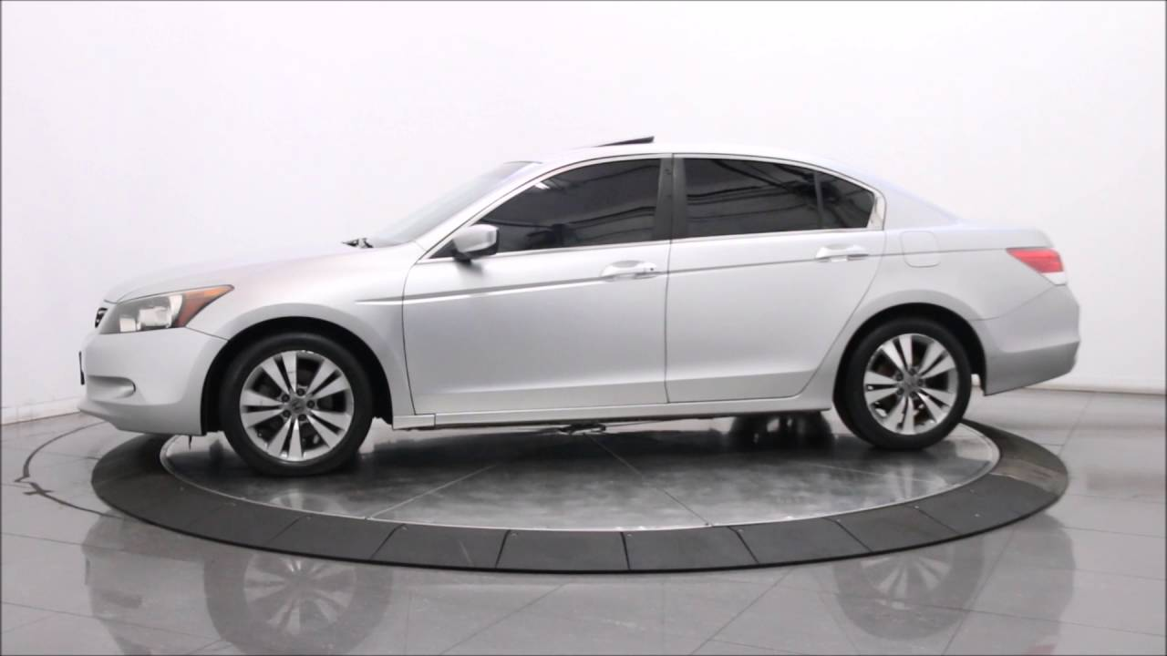 2010 honda accord ex l sport sedan youtube. Black Bedroom Furniture Sets. Home Design Ideas