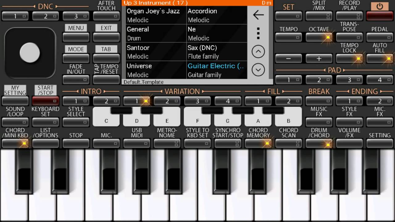 Teclado Musical Para Android Apk Youtube