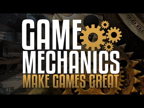 Game Mechanics Make Games Great (BO3 Gameplay Commentary)