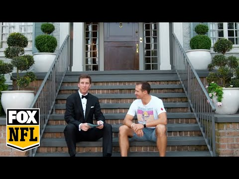 The Manning Hour with Drew Brees - #MANNINGHOUR