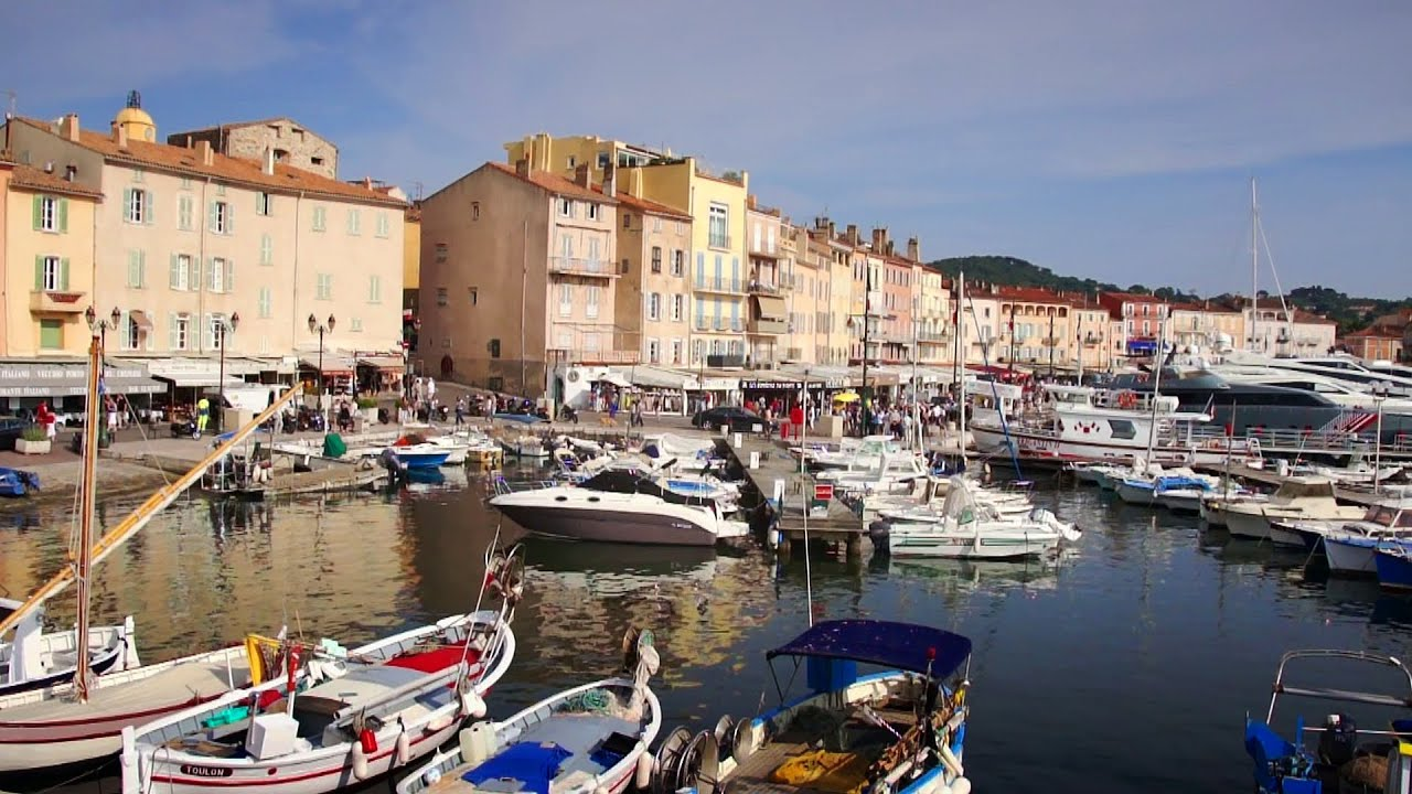 Saint Tropez France Youtube