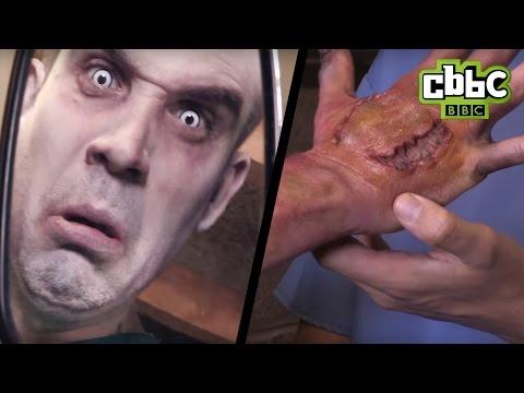 Operation Ouch Zombie Apocalypse - CBBC