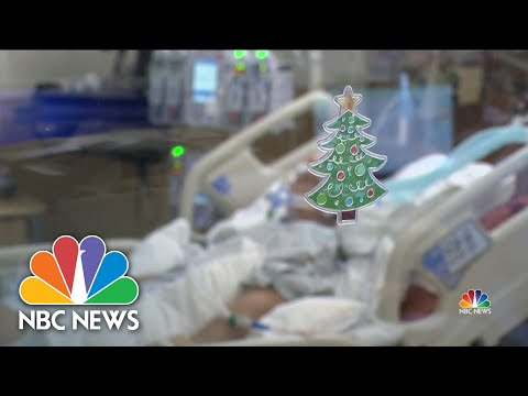 Experts Fear Post-Holiday Virus Surge | NBC Nightly News