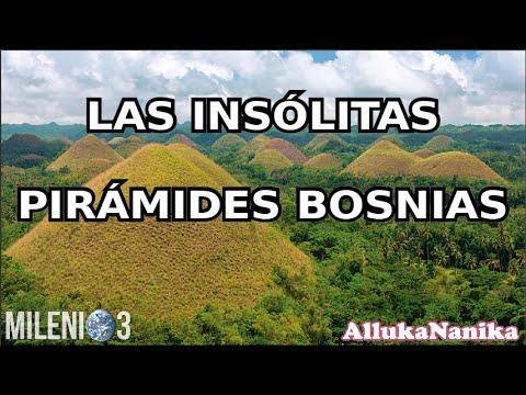 Milenio 3 - Las Insólitas Pirámides Bosnias - YouTube
