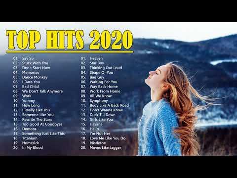 BillBoard Top 50 Song This Week - Billboard Hot 100 Chart - Top Songs 2020( Vevo Hot This Week)