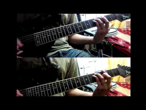 Slipknot - Snuff (Guitar Cover)