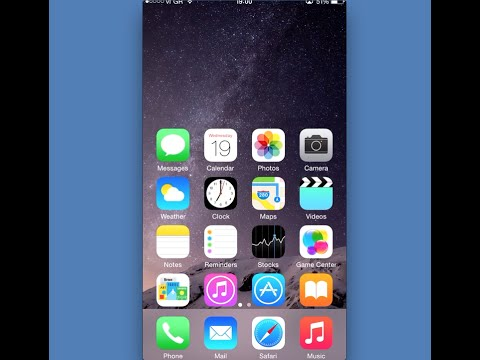 How to Disable Reachability on iPhone 6
