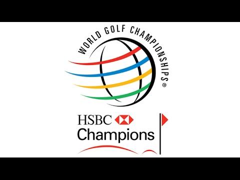 Holes 9 & 10 - WORLD GOLF CHAMPIONSHIP CHINA - History Maker Golf - Blue Lagoon GC