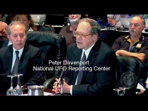 Pentagon's Mysterious U.F.O. Program, then Peter Davenport on NUFORC, 12-20-17
