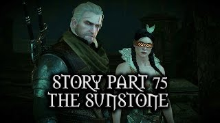The Witcher 3: Wild Hunt - Story - Part 75 - The Sunstone