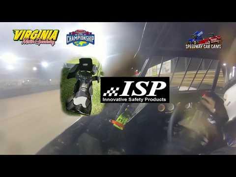 #6 Victor Lee - Crate - 9-16-17 Virginia Motor Speedway - In Car Camera