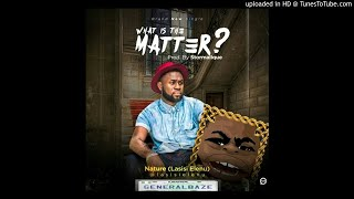 Lasisi Elenu (Nature) – What Is The Matter? [ AUDIO] Mp3 Music Download (By @lasisielenu)