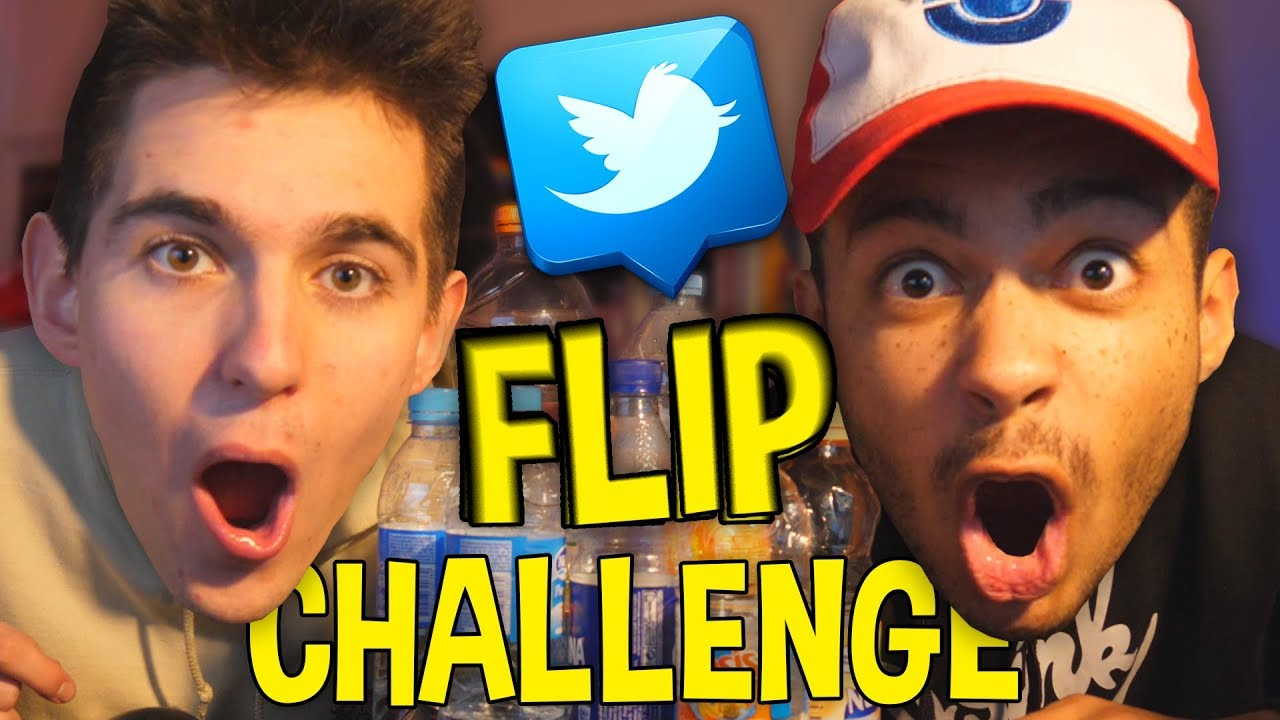 TWITTER FLIP CHALLENGE