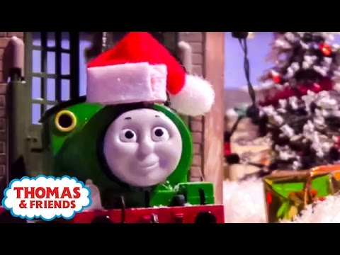 Thomas & Friends: The Great Snow Storm of Sodor Compilation + New BONUS Scenes! | Thomas & Friends