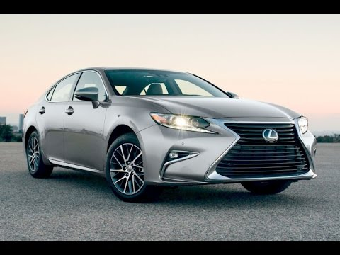 2016 Lexus Es350 Start Up And Review 3 5 L V6
