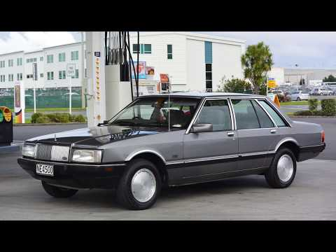 1987 Ford FE LTD | In Pictures