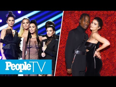 Travis Scott On Kylie Jenner's Delivery, Recap Of The 2018 People's Choice Awards | PeopleTV