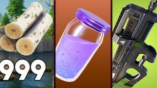 NERF IN CONSTRUCTIONS, NEW SMG, NEW PLAYGROUND AND MORE! -FORTNITE PATCH v 5.1