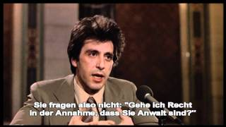 ... und Gerechtigkeit für alle (1979) Trailer german subtitles
