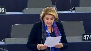 Intervento in aula di Caterina Chinnici sull'accesso dell'UE alla Convenzione del Consiglio d'Europa sulla lotta alla violenza contro le donne