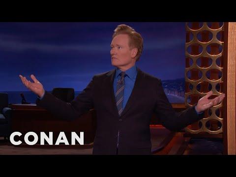 Conan Reveals Trump's 2020 Campaign Slogan  - CONAN on TBS