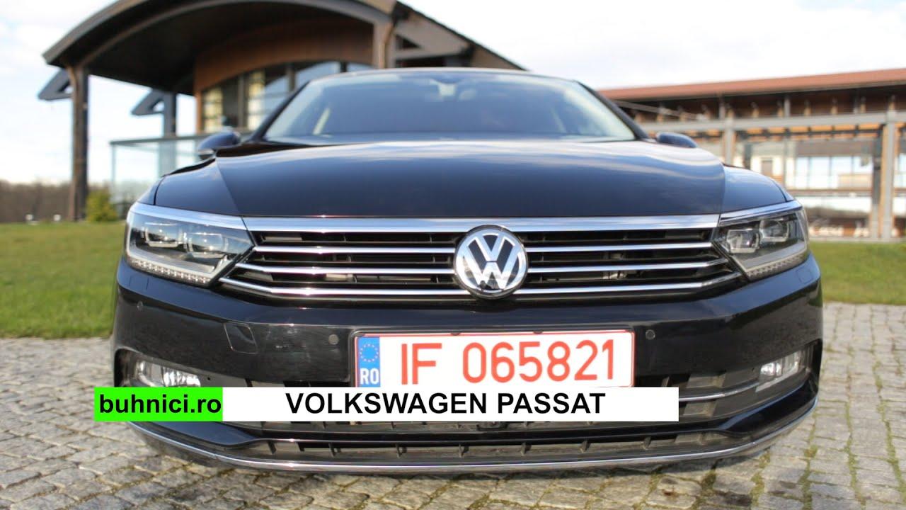 VW Passat 2015 Review (www.buhnici.ro)